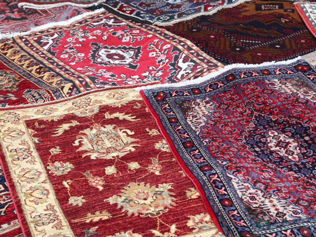 Our oriental rug restoration process in Sheridan, Aurora, CO